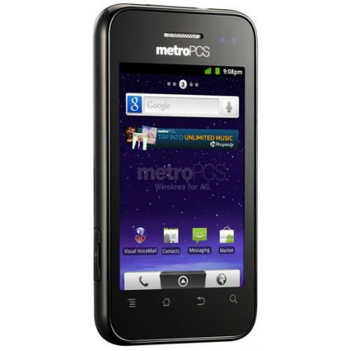 Metro PCS Zte Phone